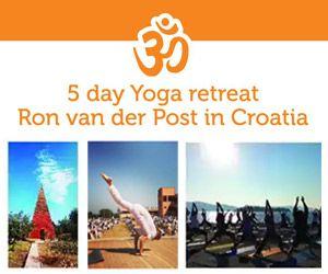 Petodnevna Radionica Hatha Joge S Ronom Van Der Postom Na Otoku Izu Yoga Retreat Yoga Croatia