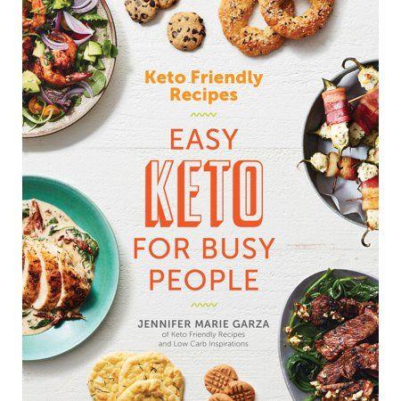 Keto Friendly Recipes Easy Keto For Busy People Paperback Walmart Com In 2021 Keto Recipes Easy Recipes Keto Diet Recipes