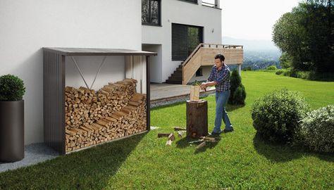 WoodStock - Kaminholzregal