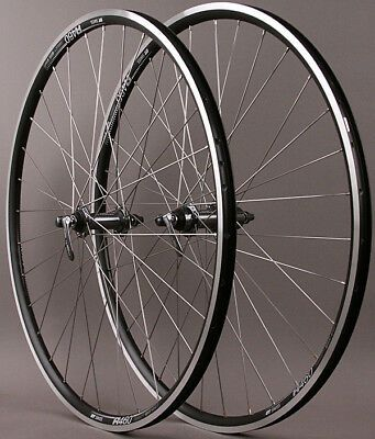 DT Swiss R460 Black Rims Road Bike Wheelset 8 9 10 11 speed 32h Shimano 6800