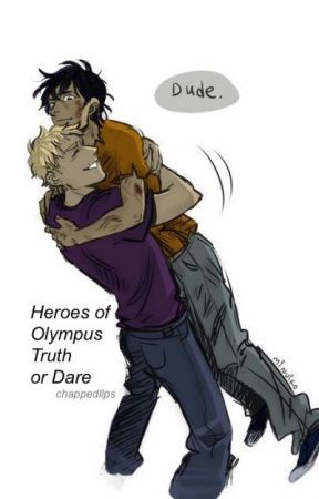 List of percy jackson fanfiction truth or dare percabeth