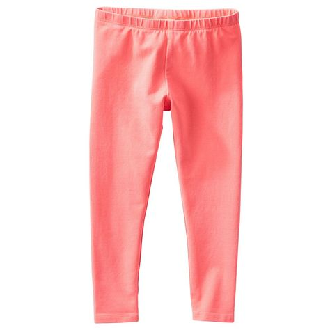 47a9560dba Girls 4-8 OshKosh B gosh® Solid Full-Length Leggings