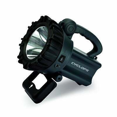 Details About Cyclops 10 Watt Led Rechargeable Spotlight Grey In 2020 Led Spotlight Rechargeable Light Handheld Spotlight