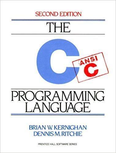 C Programming Language 2nd Edition Pdf Version The C Programming Language C Programming Programming Languages