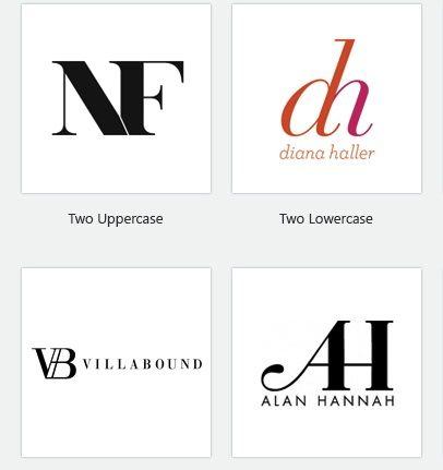 31 Tecnicas Para Crear Logotipos Con Letras Logos Con Letras Logotipos Iniciales De Nombres