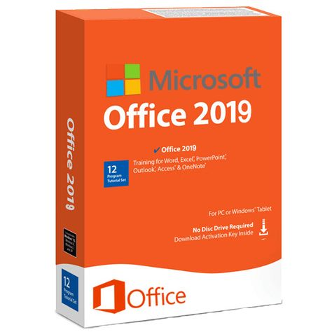 Microsoft Office 2019 Professional Plus Product Key For Windows