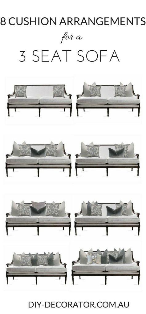 Sofa Cushions Design