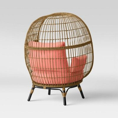 egg chair wicker patio chairs