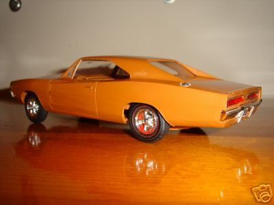 1969 Dodge Charger Coupe promo model Dodge Charger Promotional - promotional model resume