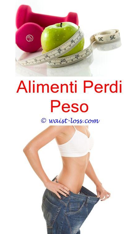 perdita di peso in acqua