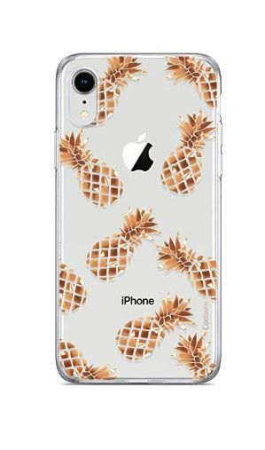 Iphone Xr Case Protective Cases Iphone Gold Pineapple