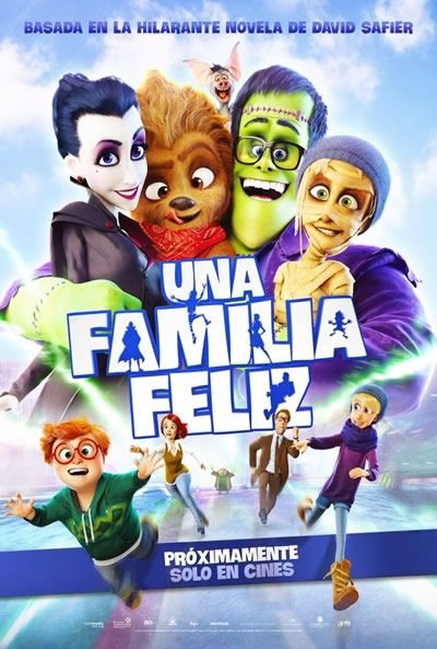 Póster De Una Familia Feliz Happy Family Family Movies Animated Movies Full Movies Online Free