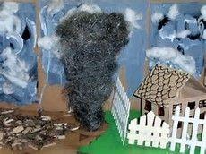 9 Pbl Weather Ideas Diorama Kids School Projects Diorama