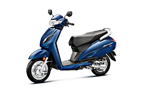 Honda 2 Wheelers India Has Launched Its New Activa 6g Scooter In