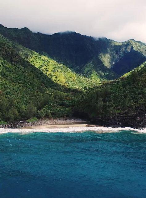 Kauai, Hawaii The Land of Jurassic Park Adventures. True Paradise
