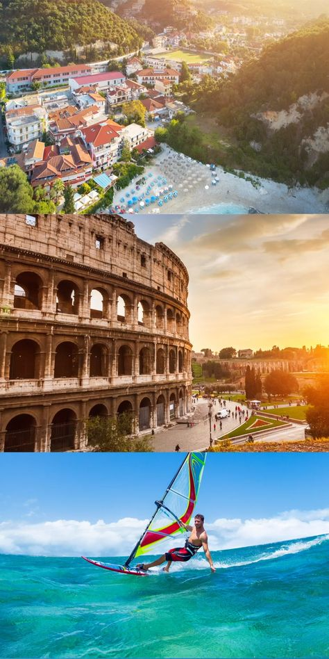 Rome, Naples, Capri, Barcelona | Oasis of the Seas isn't just the first ship in its class— it's in a class all its own and now you can enjoy this incredible ship as you experience a three night Western Mediterranean cruise that will take you to Rome, Naples, Capri and Barcelona.