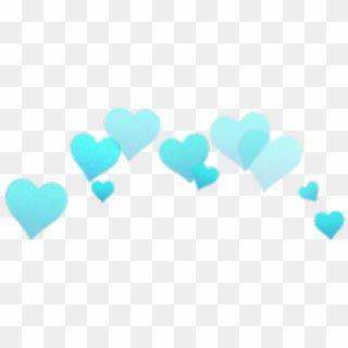 Heart Blue Blueheart Crown Heartcrown Blue Heart Emoji Crown Hd Png Download In 2021 Blue Heart Emoji Pink Heart Emoji Broken Heart Emoji