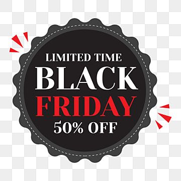 Black Friday Discount Offer Png Background Friday Clipart Black Friday Black Friday Download Png And Vector With Transparent Background For Free Download Discount Black Friday Black Friday Banner Black Friday