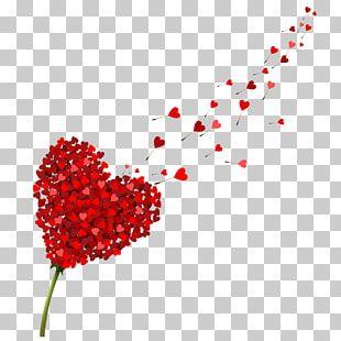Archivo De Computadora De Corazon De Amor Fondo De Amor Flor De Corazon Rojo Png Clipart In 2020 Love Png Free Clip Art Clip Art