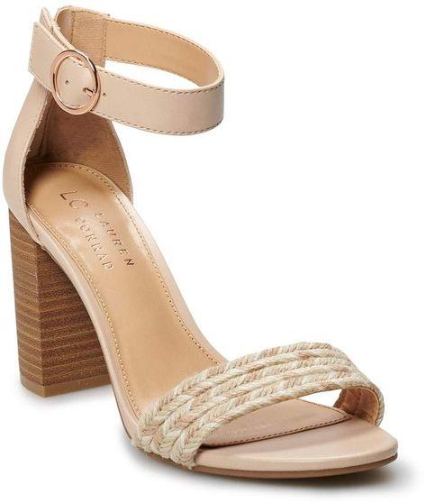 lc lauren conrad éclair women's high heel ankle boots