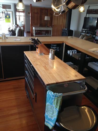 Pretty Husky Kitchen Island Build Kitchen Island Kitchen