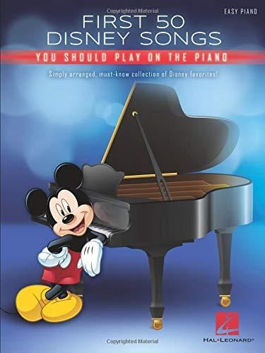 First 50 Disney Songs You Should Play on the Piano - Default