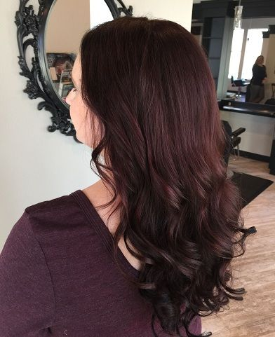 15 Best Burgundy Hair Color Shades Available In India Styles At Life Hair Color Mahogany Hair Color Burgundy Mahogany Hair