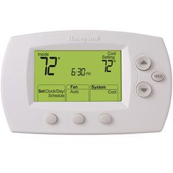 Focuspro Programmable 1h 1c Large Display Thermostat I Decided To Change Thermostats After Honeywell Thermostats Digital Thermostat Programmable Thermostat