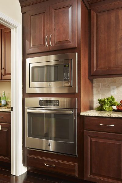 Wall Oven Cabinet Built In Double Oven Or Microwave Cliqstudios Oven Cabinet Wall Oven Built In Double Ovens