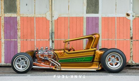 Galaxian 1927 Ford Model T Roadster By Paradise Road Japan Ford