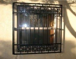 Box Window Grill Design