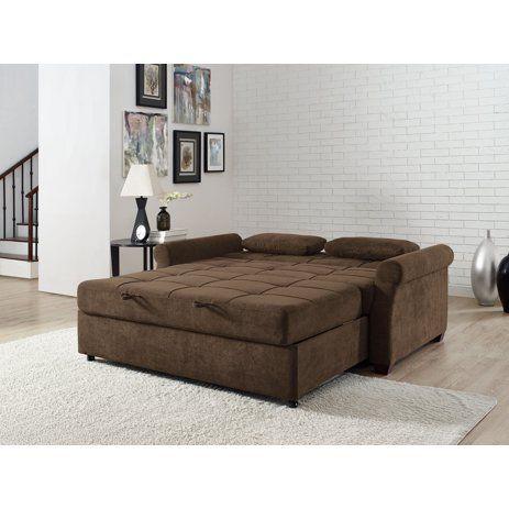 Serta Haiden Queen Sofa Bed Gray Walmart Com In 2020 Queen Size Sofa Queen Size Sofa Bed Sofa Bed