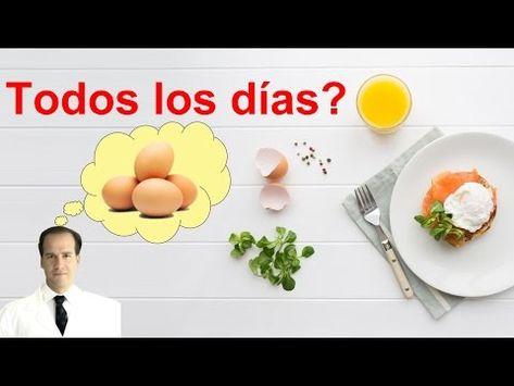 Efectos de comer huevos