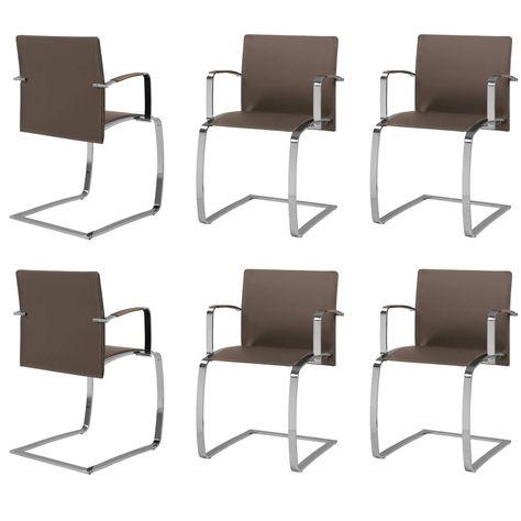 Esszimmer Stühle 6 Er Set Esszimmerstühle Esszimmerstühle