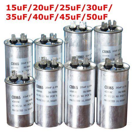 Cbb65 Capacitor For Air Conditioner