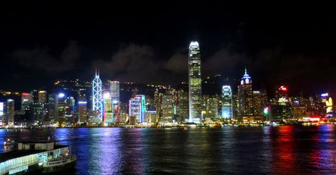 Hong Kong's most breathtaking views: where to glimpse the city from above