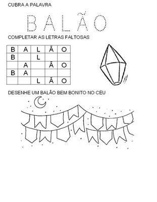 Aprendendo Facil Cai Cai Balao Musica E Atividades Atividades