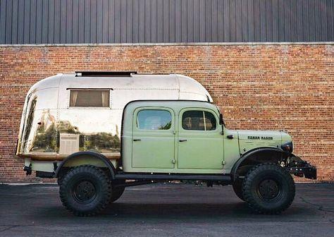 Dodge Power Wagon Crew Cab Trucks - Everything About Off-Road Vehicles Dodge Ram Diesel, Diesel Trucks, Dodge Cummins, Dodge Nitro, Dodge Pickup, Cool Trucks, Big Trucks, Semi Trucks, Old Dodge Trucks