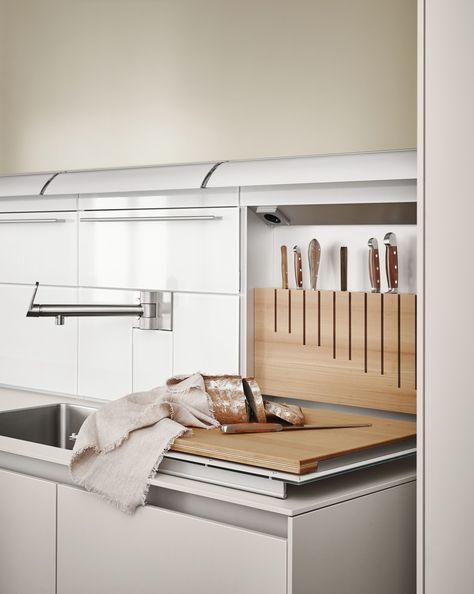 Ziemlich Schneidebrett Kücheninsel Ideen - Küchen Ideen - celluwood.com
