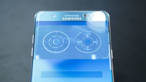 Apple may copy Samsungs iris scanner (and its a great idea)