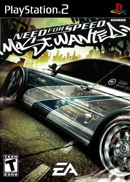 Need For Speed Most Wanted Ps2 Iso Rom Download Need For Speed