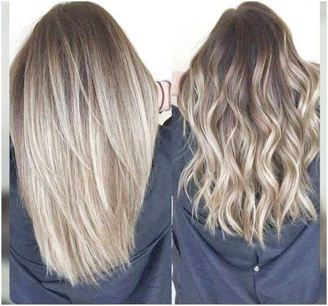 30 Trendy Blonde Balayage Hair Color Ideas And Looks Part 2 Shortbrunettehairstyles Like W Balayage Hair Balayage Hair Brunette Straight Brunette Hair Color