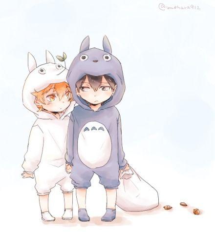 Imagen Descubierto Por Kari Sil Descubre Y Guarda Tus Propias Imagenes Y Videos En We Heart It Haikyuu Anime Anime Chibi Kagehina Cute