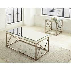 Flori Coffee Table Reviews Joss Main 3 Piece Coffee Table Set Coffee Table Coffee Table Setting