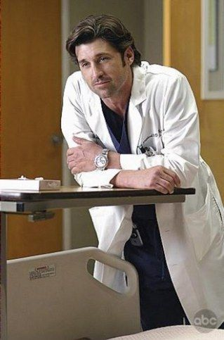 Patrick Dempsey Fan Album In 2019 Greys Anatomy Greys Anatomy