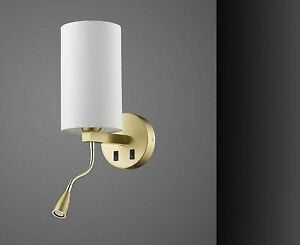 Schlafzimmer Leuchte Gold Light Wall Lights E27 Led