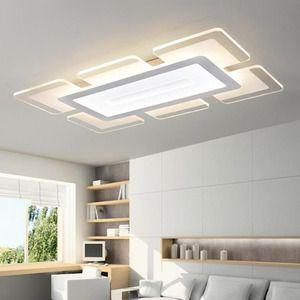 Quality Acrylic Shade Led Kitchen Ceiling Lights Bedroom False
