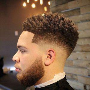 Pin On Cheveux Crepus Les Hommes