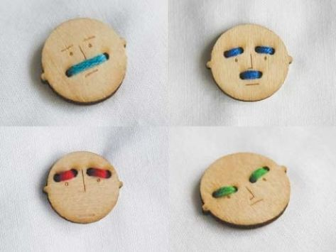 great buttons for knitting projects