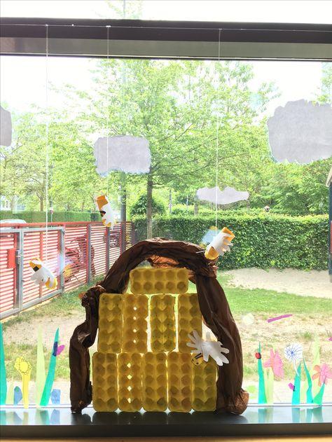 Thema Biene Im Kindergarten